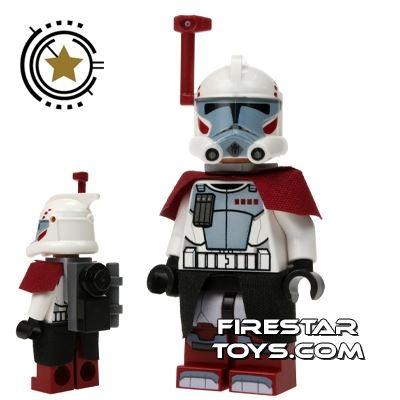 LEGO Star Wars Mini Figure - ARC Elite Clone Trooper