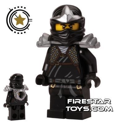 LEGO Ninjago Mini Figure - Cole ZX with Armour