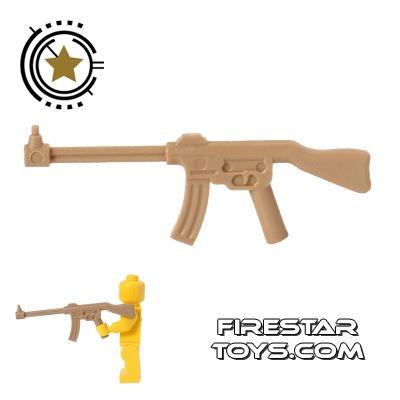 BrickForge - Military Rifle - Dark Tan