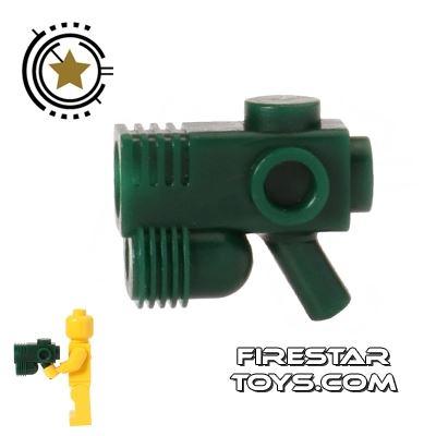BrickForge - MegaGun - Dark Green