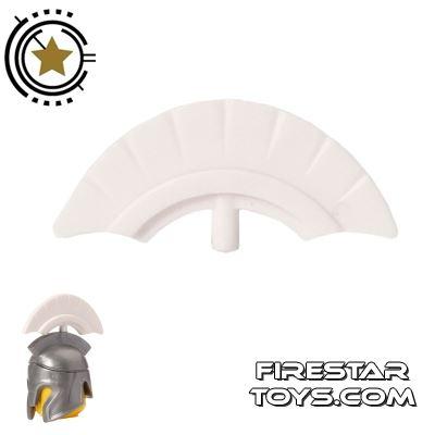 BrickForge - Commander Crest - White