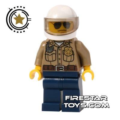 LEGO City Mini Figure - Forest Police 3