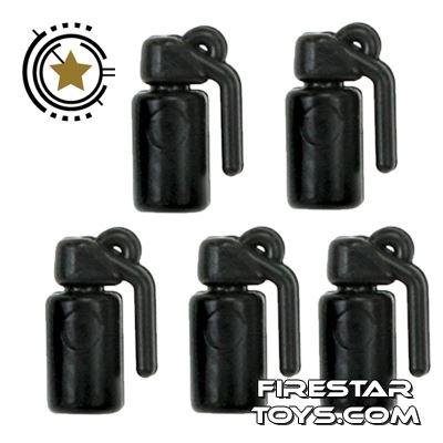 Brickarms - M84 Stun Grenades - Set of 5