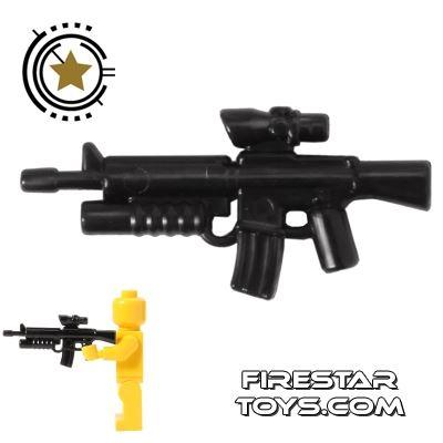 Brickarms - M16-AGL - Black