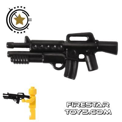 Brickarms - M16-DBR - Black
