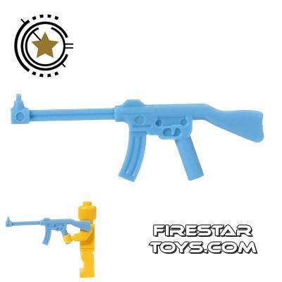 BrickForge - Military Rifle - Medium Blue