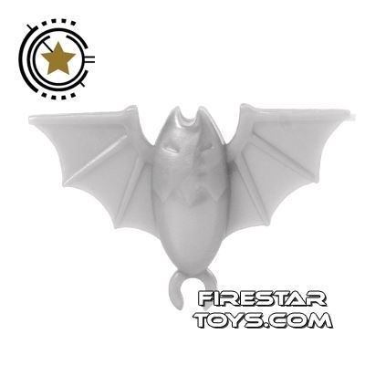 BrickTW - Bat - Light Blueish Gray