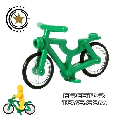 LEGO   Bicycle   Green