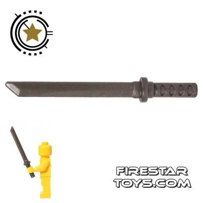 BrickForge - Ninjato - Steel