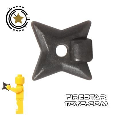 BrickForge - Throwing Star - Carbon