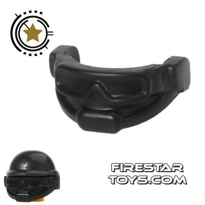 BrickForge - Tactical Goggles - Black