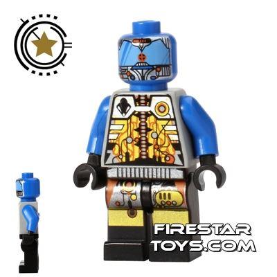 LEGO Space - UFO Droid - Blue