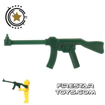BrickForge - Military Rifle - Dark Green