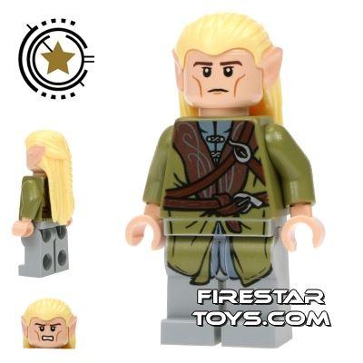LEGO Lord of the Rings Mini Figure - Legolas