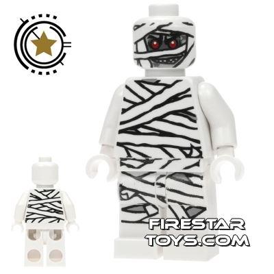 LEGO Monster Fighters Mini Figure - Holloween Mummy
