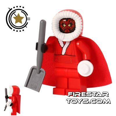 LEGO Star Wars Mini Figure - Santa Darth Maul