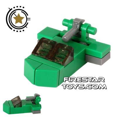 Custom Mini Set - Star Wars Naboo Flash Speeder