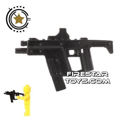 CombatBrick - SMG-45 Sub Machine Gun - Black