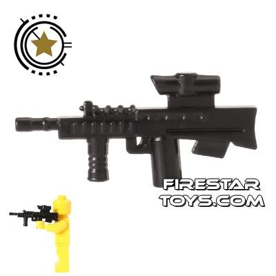 CombatBrick - British Assault Rifle L85A2 - Black