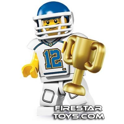 LEGO Minifigures - Football Player