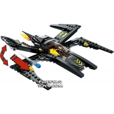 Custom Mini Set - Super Heroes - BATWING Jet Plane
