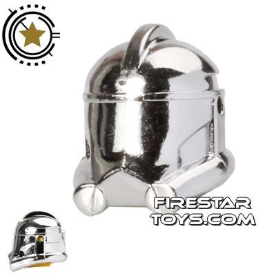 Clone Army Customs - P2 Helmet - Chrome Silver