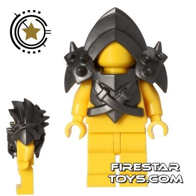 BrickWarriors - Brute Armour - Steel