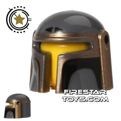 Arealight Mando BRN Helmet
