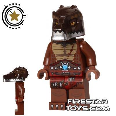 LEGO Legends of Chima Mini Figure - Crug