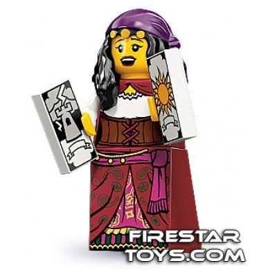 LEGO Minifigures - Fortune Teller