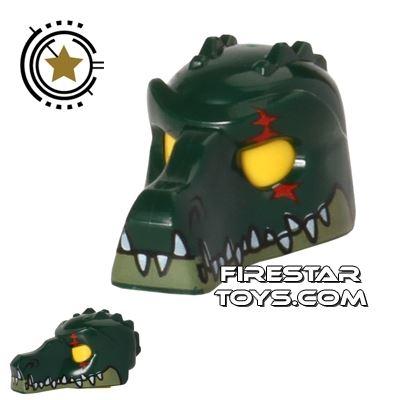 LEGO Crocodile Headcover Cragger