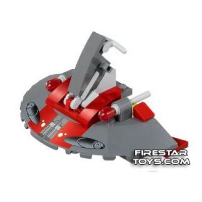 Custom Mini Set - Star Wars - Sith Hover Speeder