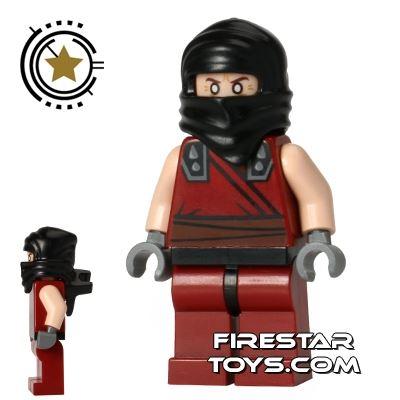 LEGO Teenage Mutant Ninja Turtles Mini Figure - Dark Ninja