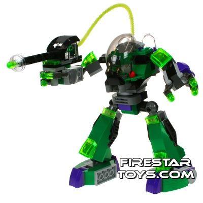 Custom Mini Set - Super Heroes - Power Armor Mech Droid