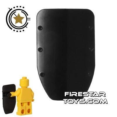 SI-DAN - Bulletproof Shield N7 - Black