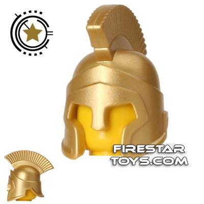 LEGO Spartan Warrior Helmet