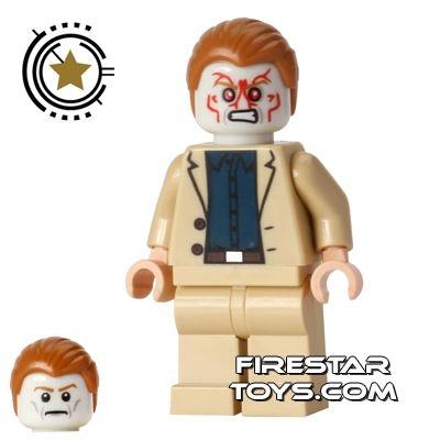LEGO Super Heroes Mini Figure - Aldrich Killian