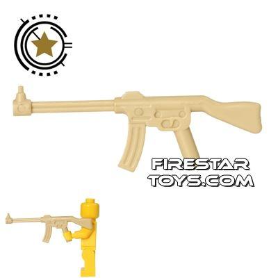 BrickForge - Military Rifle - Tan