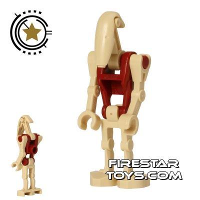 LEGO Star Wars Mini Figure - Battle Droid Security