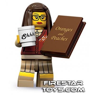 LEGO Minifigures - Librarian