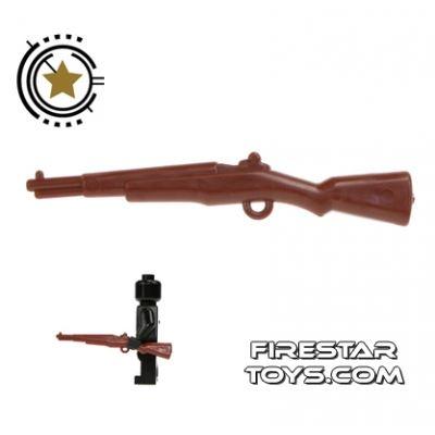 Brickarms - M1 Garand WW2 Rifle - Brown