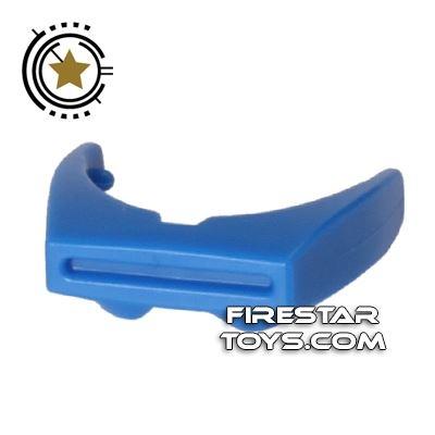 Arealight - Phase II Binocular Visor - Blue