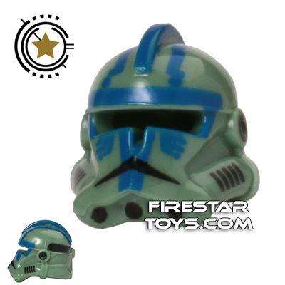 Arealight - Printed Commander Helmet V12