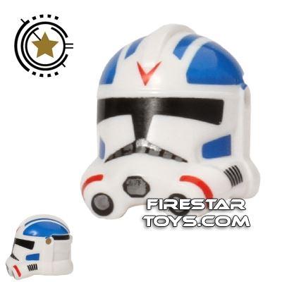 Arealight - Flight Trooper Helmet - White