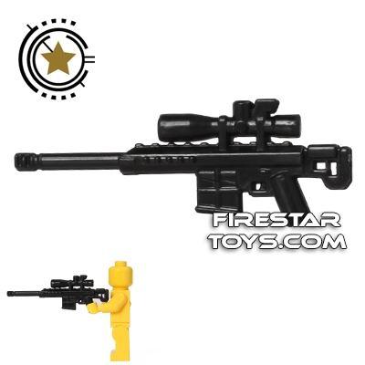 CombatBrick - Universal Sniper Rifle - Ace - Black