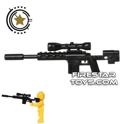 CombatBrick - Adaptive Sniper Rifle - Flex - Black