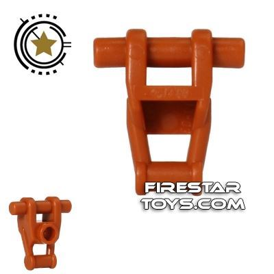LEGO Mini Figure Torso - Star Wars Battle Droid - Dark Orange