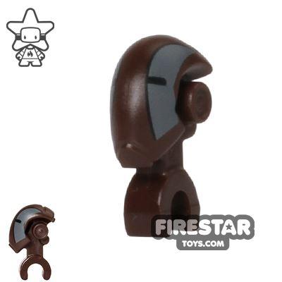 LEGO Mini Figure Heads - FA-4 Pilot Droid