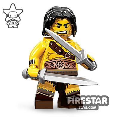 LEGO Minifigures - Barbarian