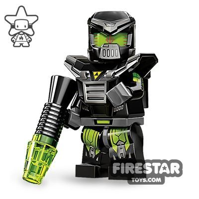 LEGO Minifigures - Evil Mech